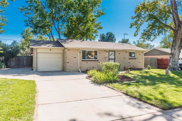 12144 E Ohio Avenue, Aurora, CO 80012 (#7175283) :: The Tamborra Team