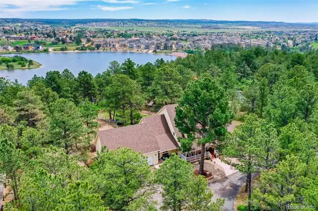 2690 Lake Meadow Drive, Monument, CO 80132 (#7175412) :: The Harling Team @ HomeSmart
