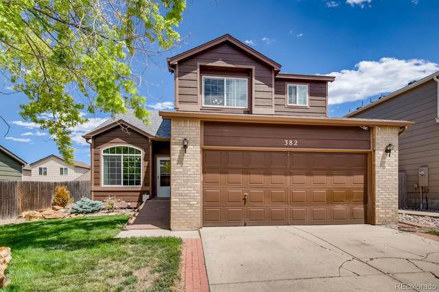 382 Chelsea Street, Castle Rock, CO 80104 (MLS #7175517) :: 8z Real Estate