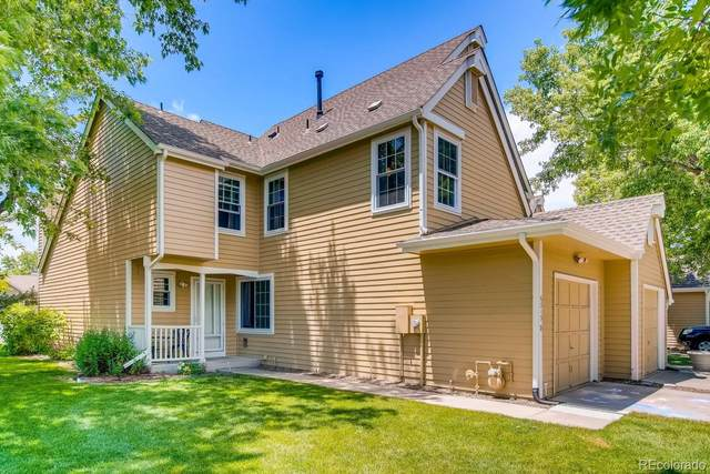 6313 Zang Court D, Arvada, CO 80004 (#7175755) :: The DeGrood Team