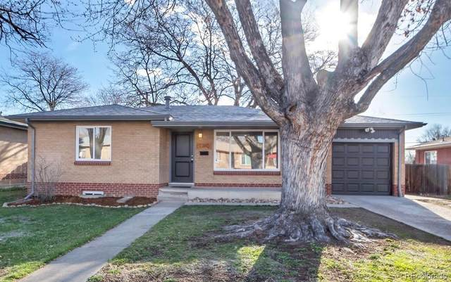 1380 S Ingalls Street, Lakewood, CO 80232 (#7175903) :: Bring Home Denver with Keller Williams Downtown Realty LLC