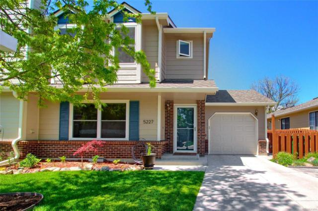 5227 Estes Circle, Arvada, CO 80002 (MLS #7176000) :: 8z Real Estate