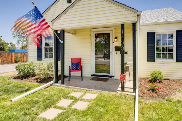 1400 S Birch Street, Denver, CO 80222 (MLS #7176241) :: Keller Williams Realty