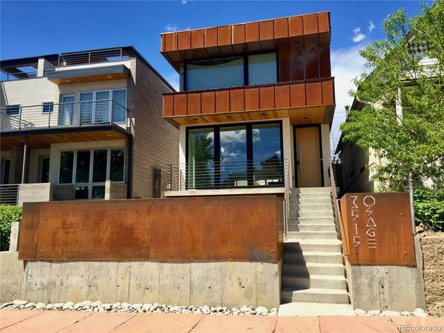 3515 Osage Street, Denver, CO 80211 (MLS #7176303) :: The Sam Biller Home Team