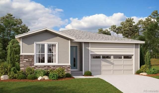 22031 E Stanford Circle, Aurora, CO 80015 (MLS #7176521) :: Kittle Real Estate