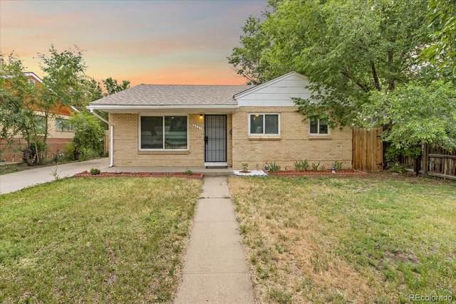 3535 Fairfax Street, Denver, CO 80207 (#7176594) :: Finch & Gable Real Estate Co.