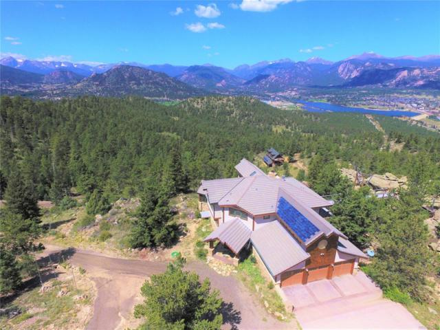 2864 E Hwy 36, Estes Park, CO 80517 (#7176655) :: The Griffith Home Team