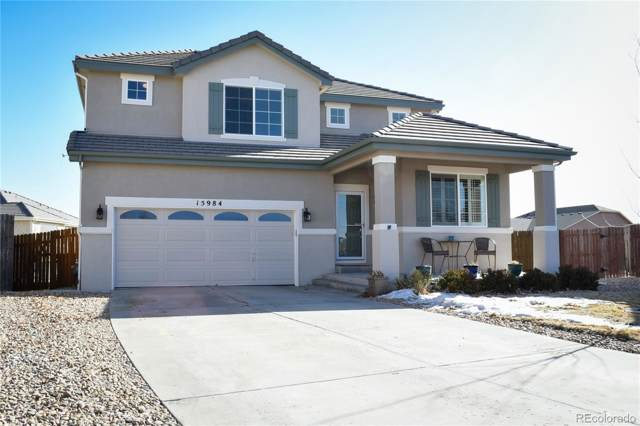 15984 Abbeylara Lane, Parker, CO 80134 (#7176961) :: The Healey Group