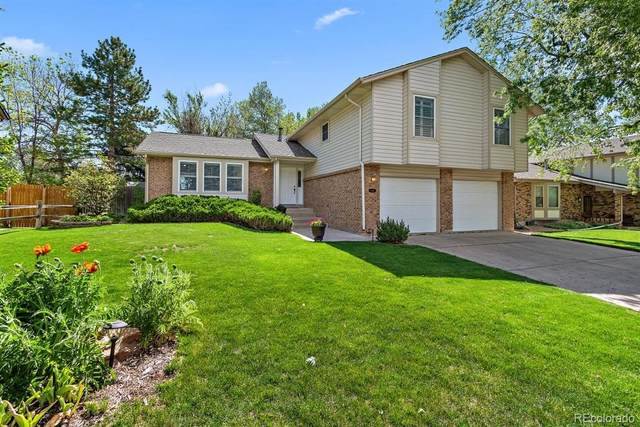6440 S Saulsbury Street, Littleton, CO 80123 (MLS #7176976) :: 8z Real Estate