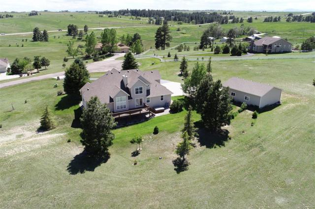 1445 Wagon Train Circle, Elizabeth, CO 80107 (#7176997) :: 5281 Exclusive Homes Realty
