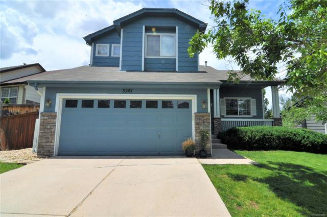 3281 Blue Grass Circle, Castle Rock, CO 80109 (#7177167) :: The HomeSmiths Team - Keller Williams