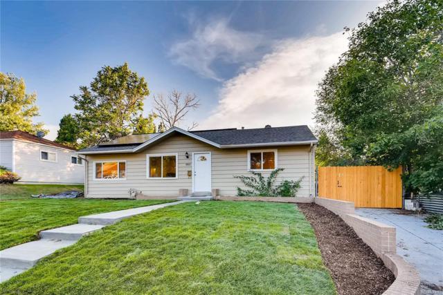 1811 S Newton Street, Denver, CO 80219 (MLS #7177251) :: 8z Real Estate