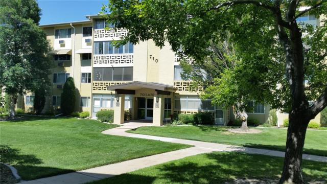 710 S Alton Way 12C, Denver, CO 80247 (#7177356) :: Mile High Luxury Real Estate