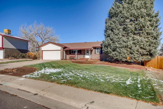 10159 W Saratoga Place, Littleton, CO 80127 (#7177378) :: Bring Home Denver