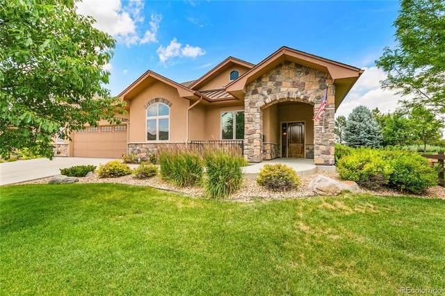 4713 Tarragon Drive, Johnstown, CO 80534 (#7177875) :: Wisdom Real Estate