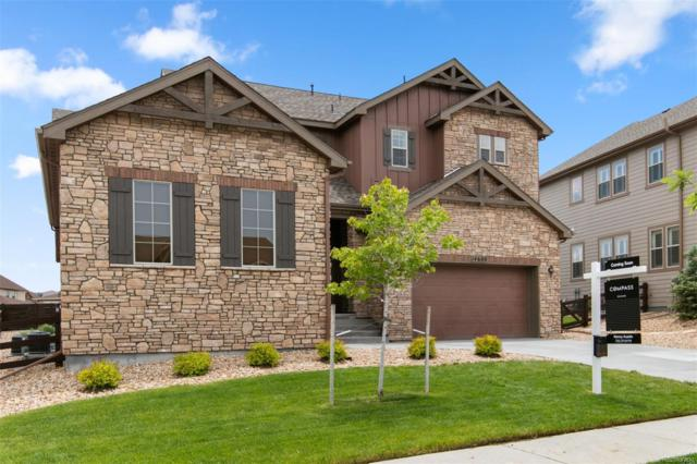 14600 Crouch Place, Parker, CO 80134 (#7178054) :: 5281 Exclusive Homes Realty