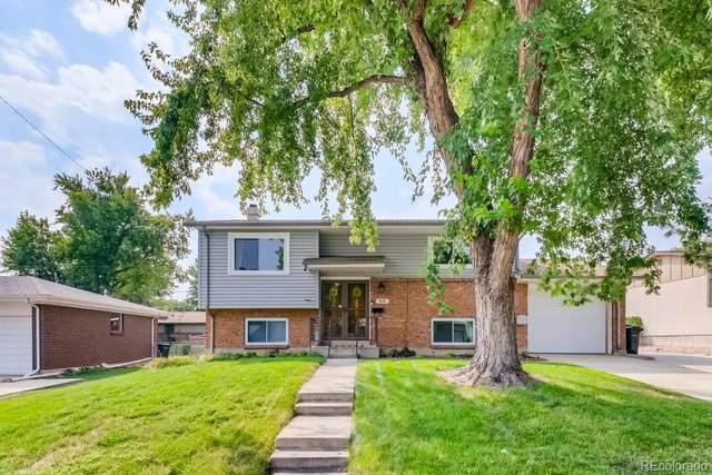 5925 Urban Street, Arvada, CO 80004 (MLS #7178332) :: Kittle Real Estate