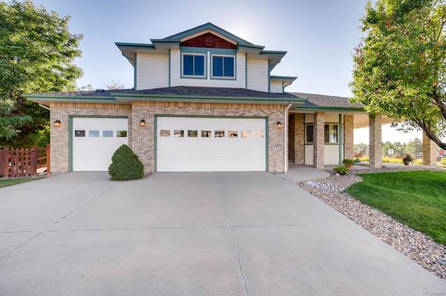 6924 Ashley Court, Parker, CO 80134 (MLS #7178345) :: 8z Real Estate