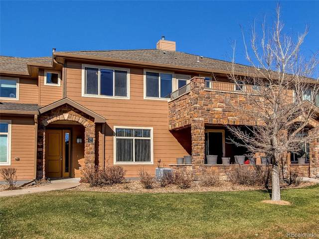 8601 Gold Peak Drive C, Highlands Ranch, CO 80130 (MLS #7178402) :: Bliss Realty Group