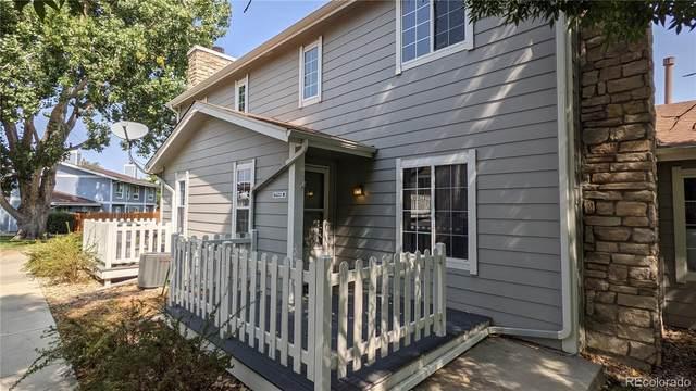8423 Everett Way B, Arvada, CO 80005 (#7179320) :: The HomeSmiths Team - Keller Williams