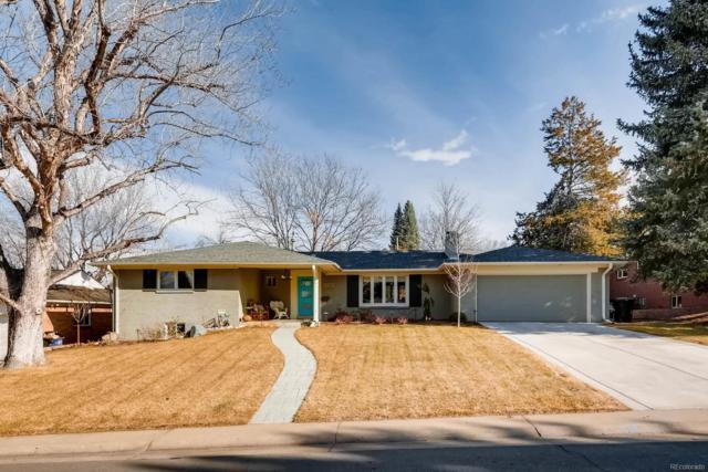 2936 S Saint Paul Street, Denver, CO 80210 (#7179454) :: The Peak Properties Group