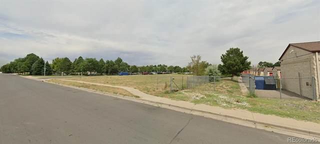 10209 E Warren Avenue, Denver, CO 80247 (#7179736) :: The DeGrood Team