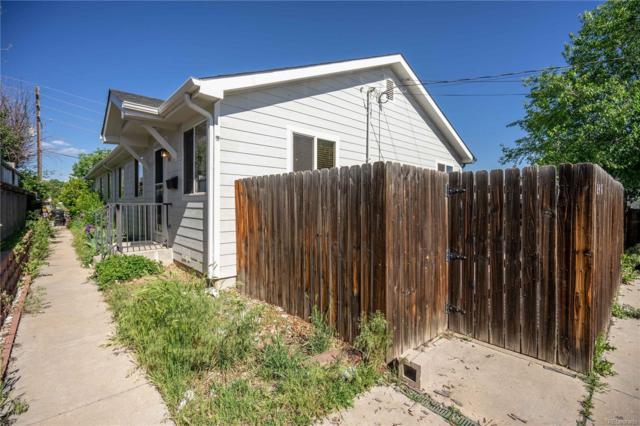 246 S Irving Street, Denver, CO 80219 (#7179775) :: The DeGrood Team
