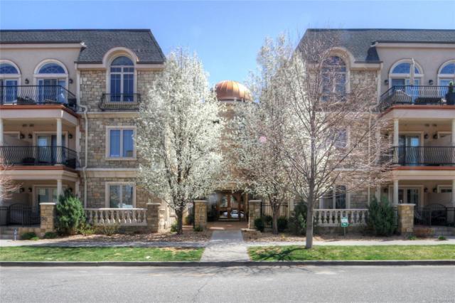 150 S Madison Street #104, Denver, CO 80209 (#7179875) :: The Peak Properties Group