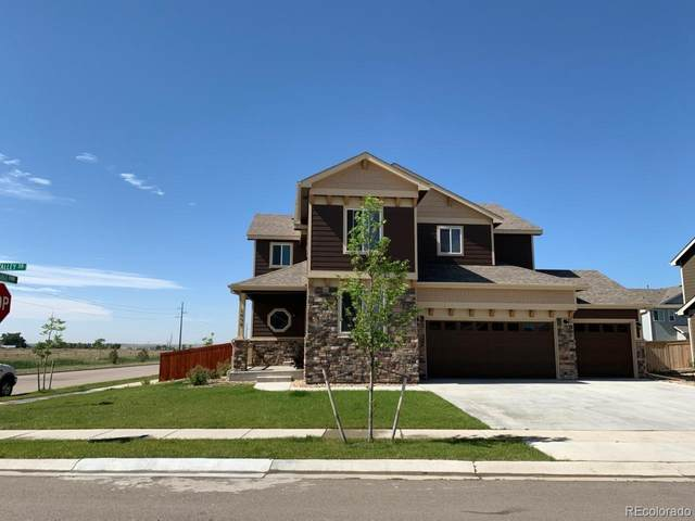 1439 Moraine Valley Drive, Severance, CO 80550 (#7180185) :: The DeGrood Team