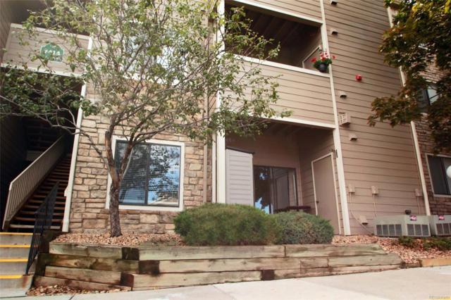 7414 S Alkire Street #103, Littleton, CO 80127 (MLS #7180241) :: 8z Real Estate