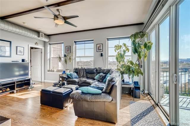 1441 Central Street #411, Denver, CO 80211 (#7180627) :: Mile High Luxury Real Estate