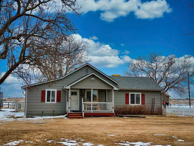 5746 County Road 61, Keenesburg, CO 80643 (#7180744) :: Stephanie Fryncko | Keller Williams Integrity