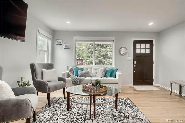 2220 S Cherry Street, Denver, CO 80222 (#7181332) :: Chateaux Realty Group