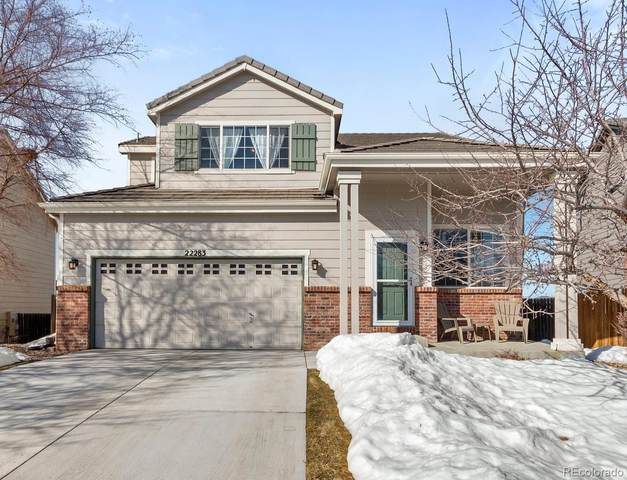 22283 E Belleview Place, Aurora, CO 80015 (#7181403) :: HomeSmart