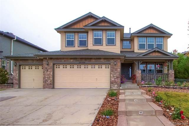24309 E Arapahoe Place, Aurora, CO 80016 (MLS #7181727) :: Find Colorado