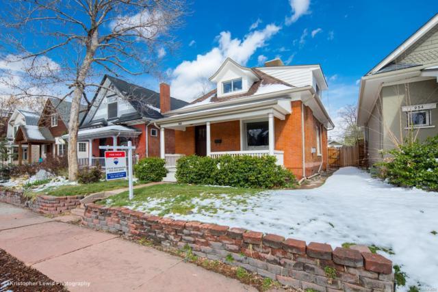 948 S Pennsylvania Street, Denver, CO 80209 (#7181745) :: Bring Home Denver with Keller Williams Downtown Realty LLC