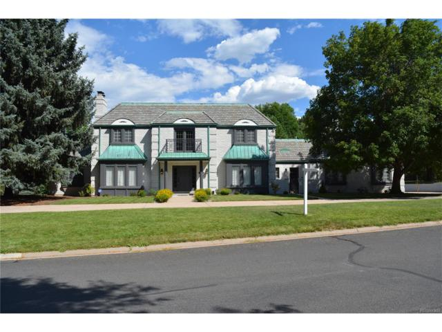 2 Cherrymoor Drive, Cherry Hills Village, CO 80113 (#7182236) :: The City and Mountains Group