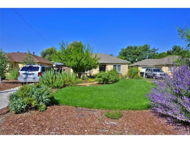 2555 Poplar Street, Denver, CO 80207 (MLS #7183327) :: 8z Real Estate