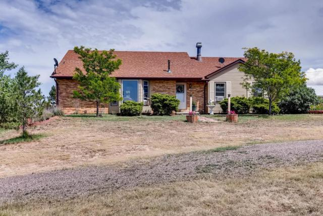 45412 Sun Country Drive, Elizabeth, CO 80107 (MLS #7183349) :: 8z Real Estate