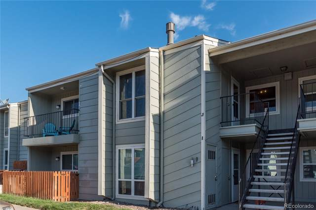 2330 E Fremont Avenue J19, Centennial, CO 80122 (MLS #7183385) :: Wheelhouse Realty