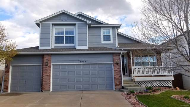 5414 S Valdai Way, Aurora, CO 80015 (#7183401) :: The Dixon Group