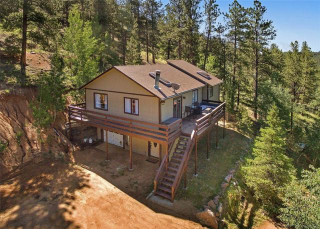 394 Burton Street, Bailey, CO 80421 (#7183463) :: Structure CO Group
