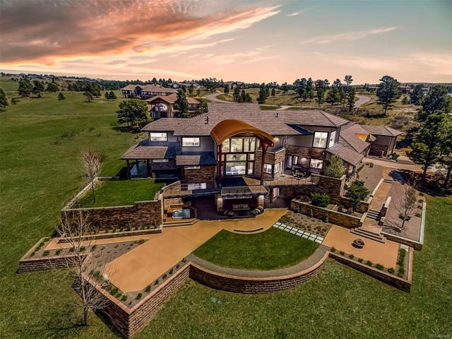 10177 Rancho Montecito Drive, Parker, CO 80138 (#7183768) :: Colorado Home Realty
