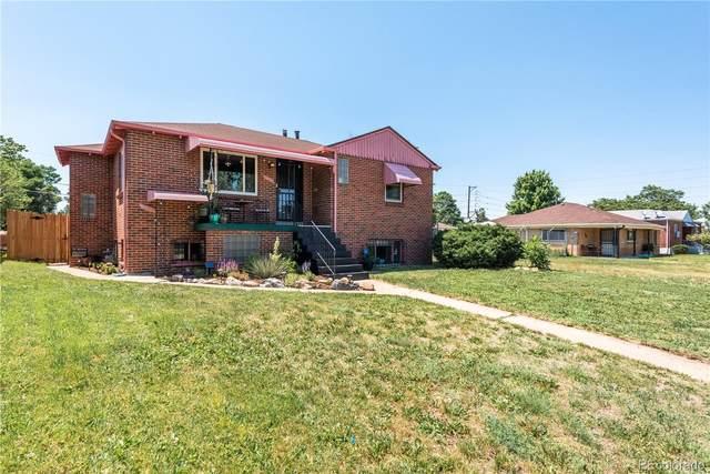 3429-3431 N Harrison Street, Denver, CO 80205 (#7184145) :: Finch & Gable Real Estate Co.