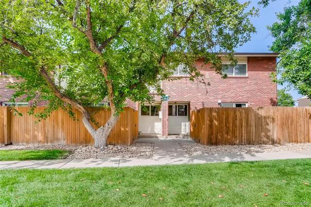8003 Wolff Street L, Westminster, CO 80031 (#7184255) :: Compass Colorado Realty