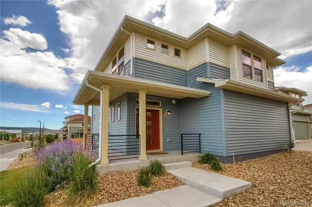 3712 Celestial Avenue, Castle Rock, CO 80109 (#7184265) :: Briggs American Properties