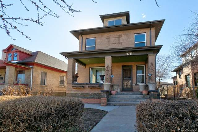 1459 King Street, Denver, CO 80204 (#7184917) :: The Griffith Home Team