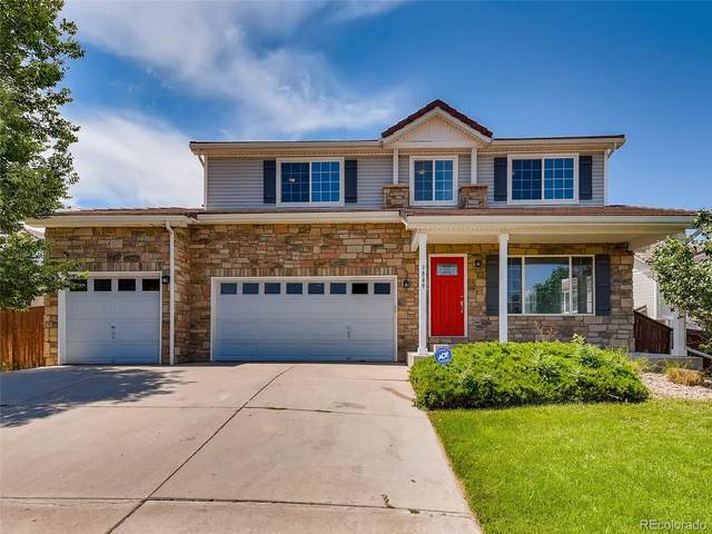 9849 Jasper Street, Commerce City, CO 80022 (#7184943) :: Chateaux Realty Group