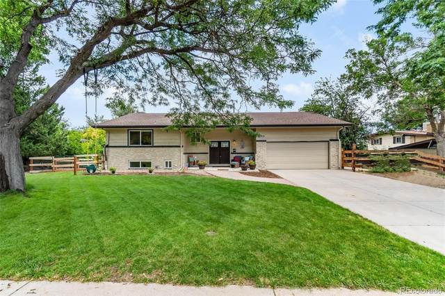 5235 W Plymouth Drive, Littleton, CO 80128 (#7185299) :: The DeGrood Team