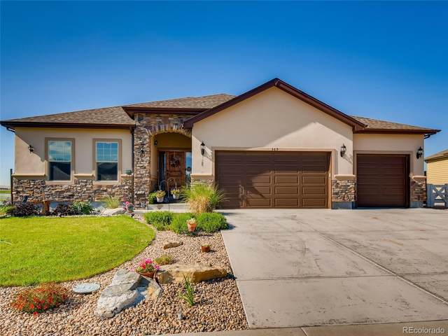 369 Corvette Circle, Fort Lupton, CO 80621 (MLS #7185503) :: 8z Real Estate